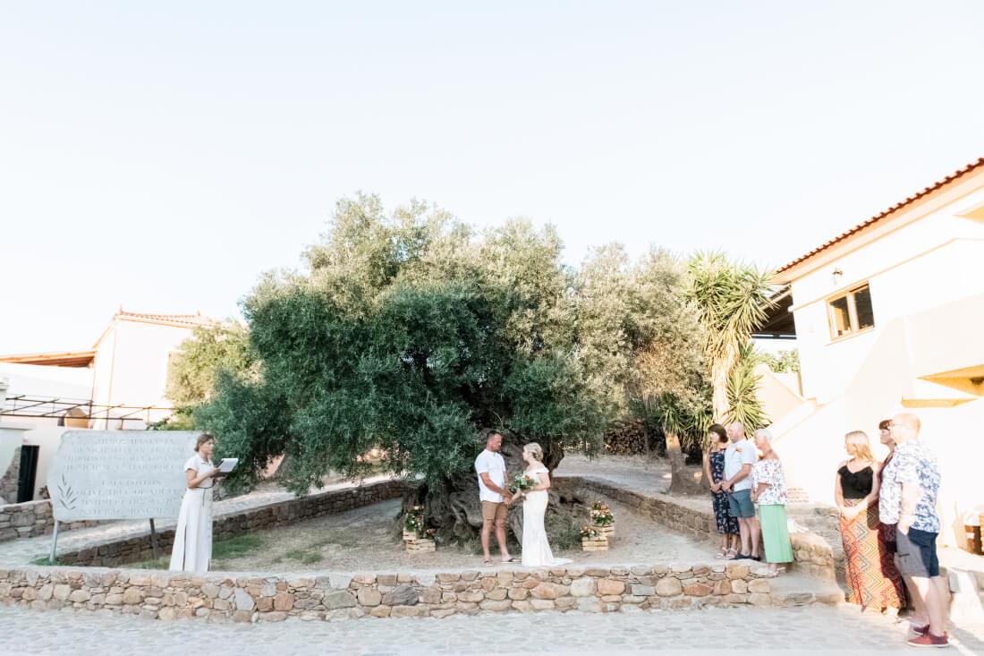 Olga & George Chalkiadakis Wedding photography