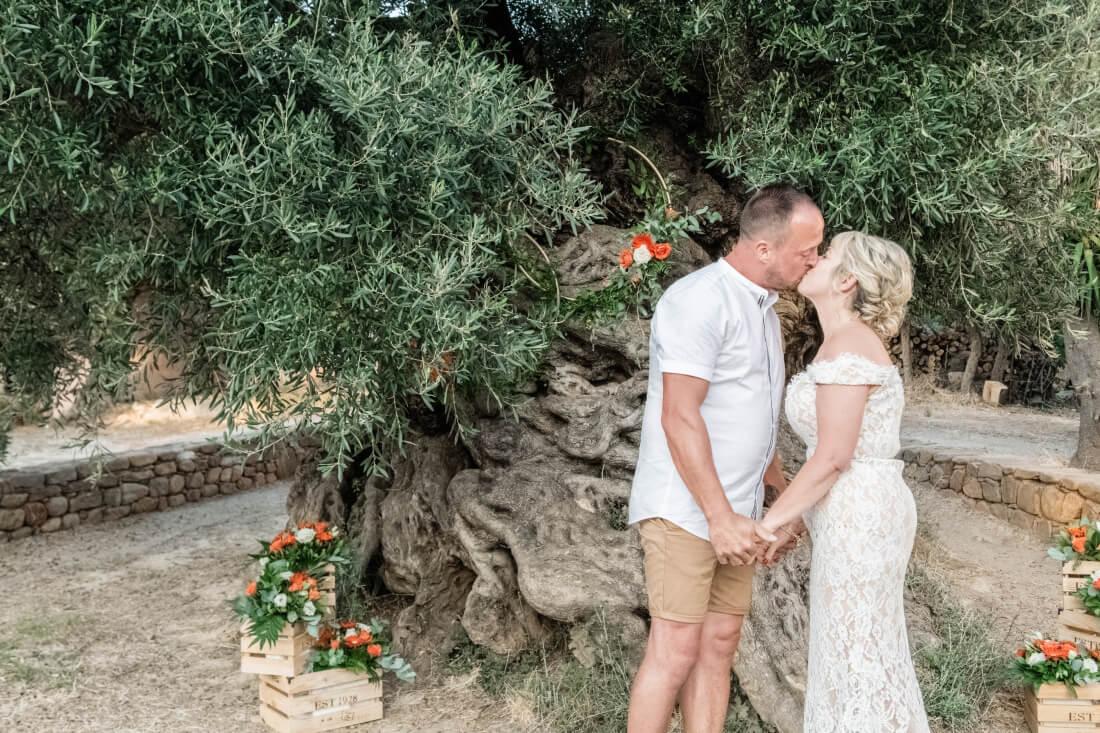 Mandy & Rob wedding