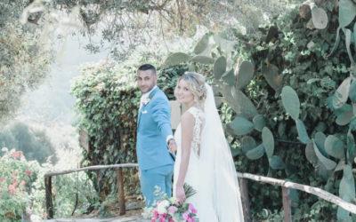 Agreco Farm Wedding, Bambos & Alda: Greece Crete Island