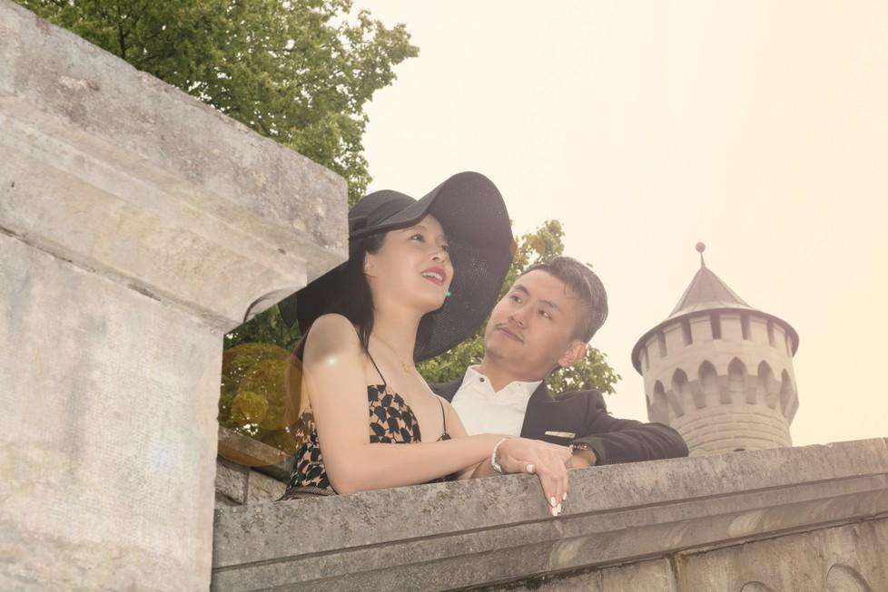 Olga & George Chalkiadakis Wedding photography Destination Germany