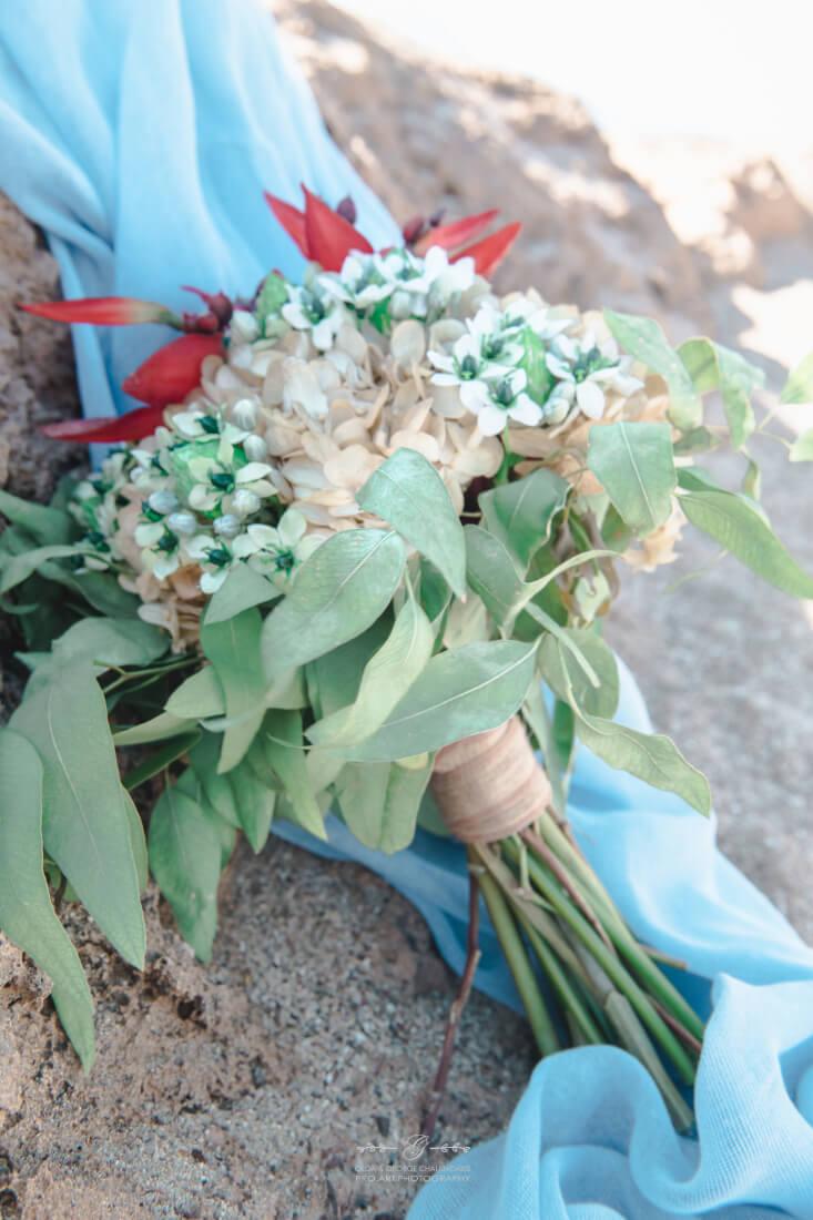 Engagement Styled Photoshoot at Falassarna