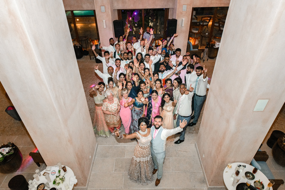 Civil Indian English Wedding Ceremony
